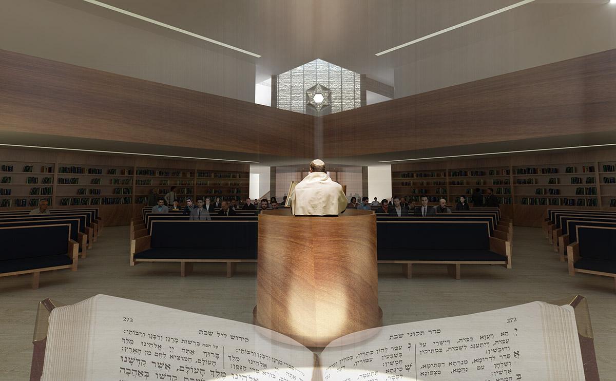 Community-Center-Beth-Itzjak-Rabbi